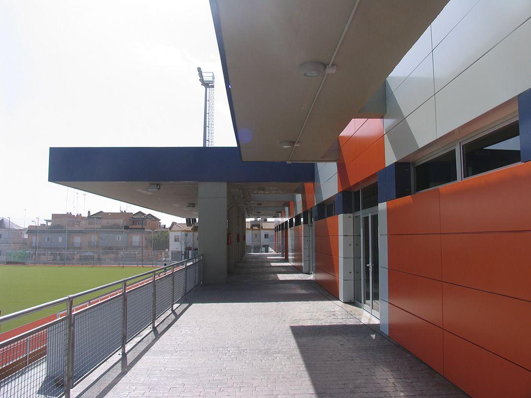 instalaciones hockey