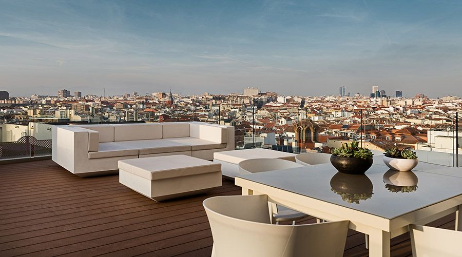 madrid 4 rental ezar hotel