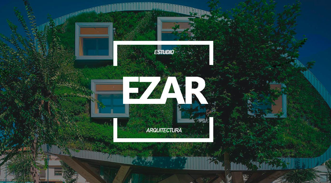 Portada estudio de arquitectura nacional Ezar